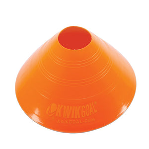 Small Disc Cones - Orange