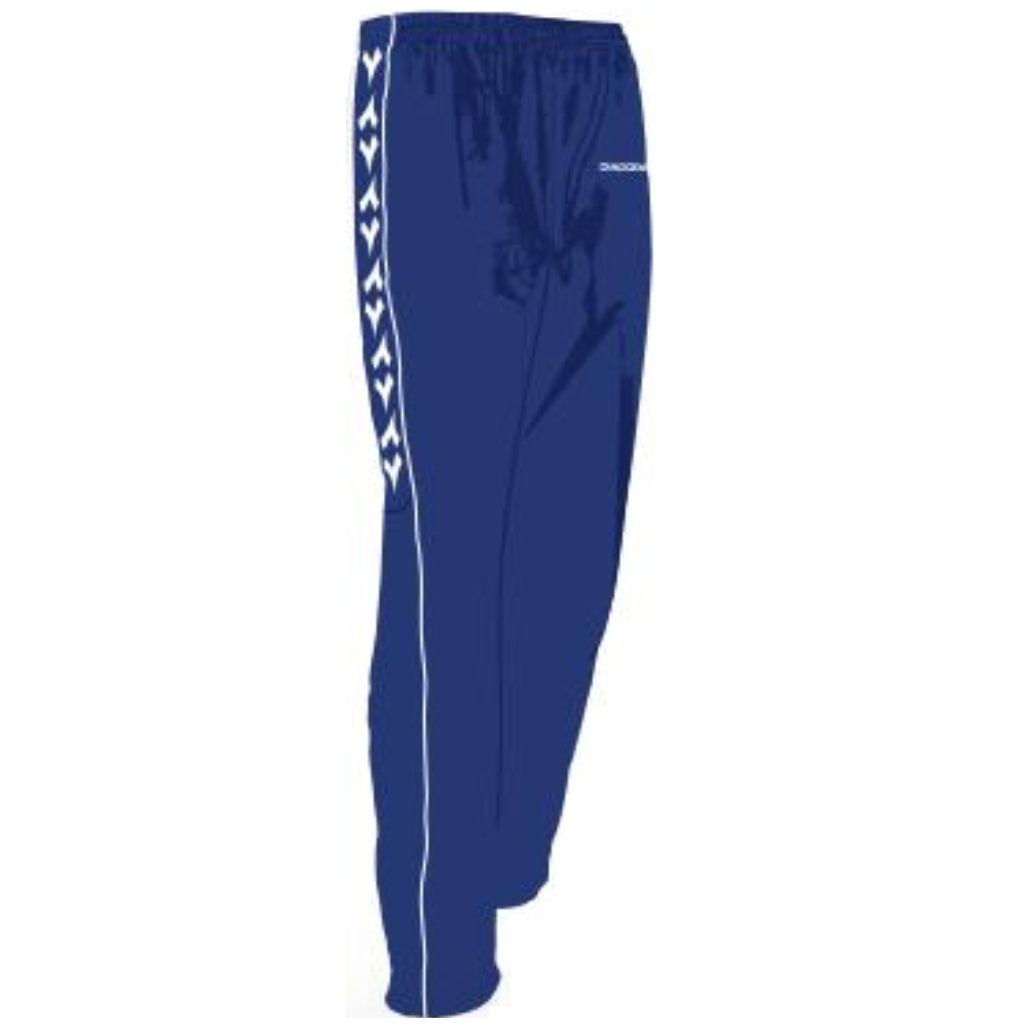 Conquer Elite Training Pants - Dark Navy/Dark Navy/White