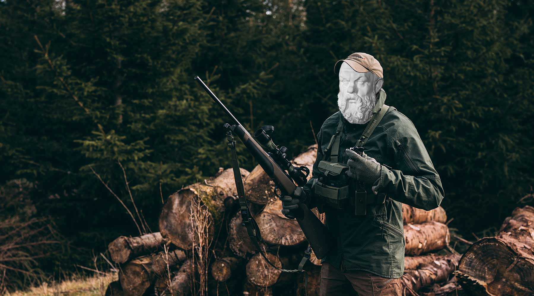 A hunting philosophy inspired by an unusual book about leadership