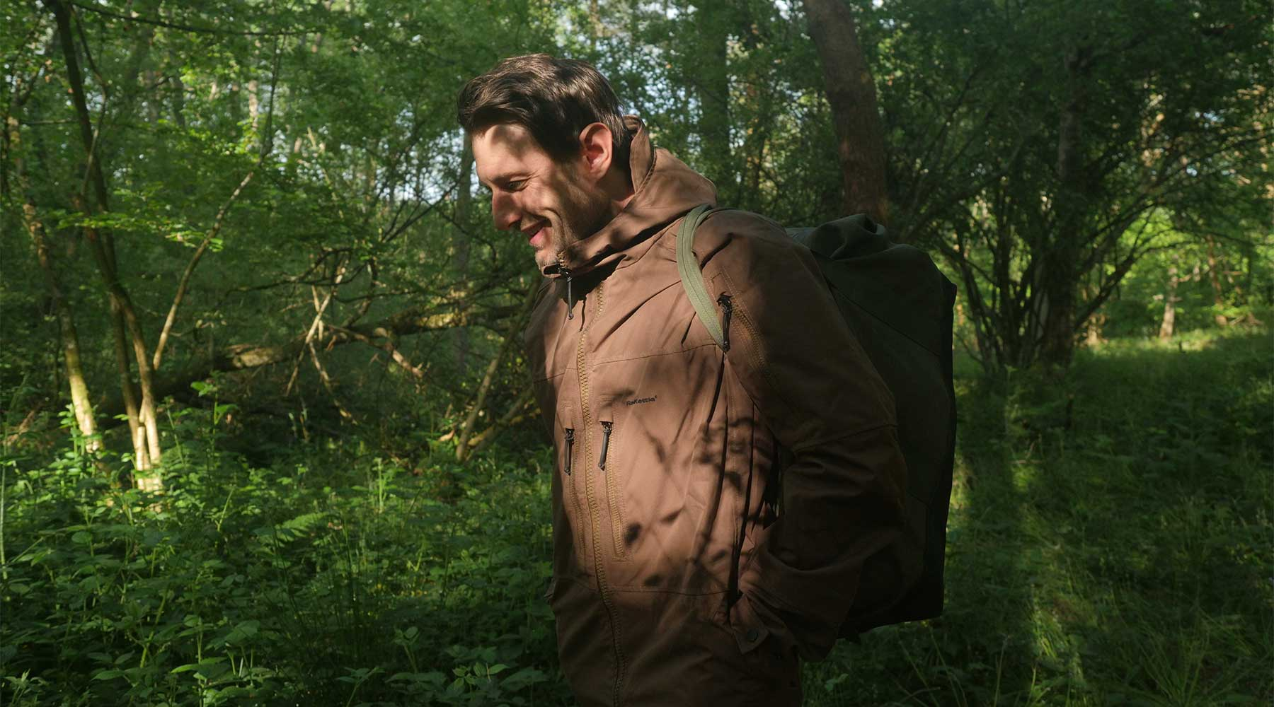 New! Light Ventile Hunting Jacket M19 in organic cotton