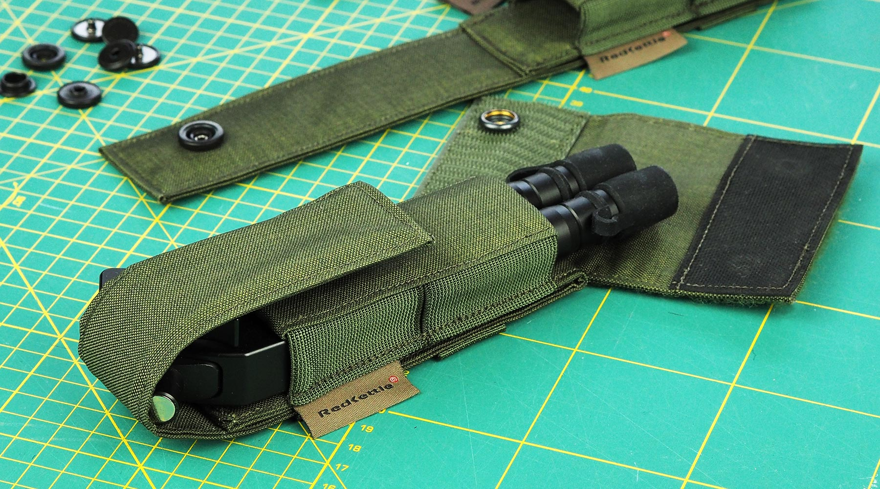 Javelin Bipod Holster - a Spartan Precision collaboration