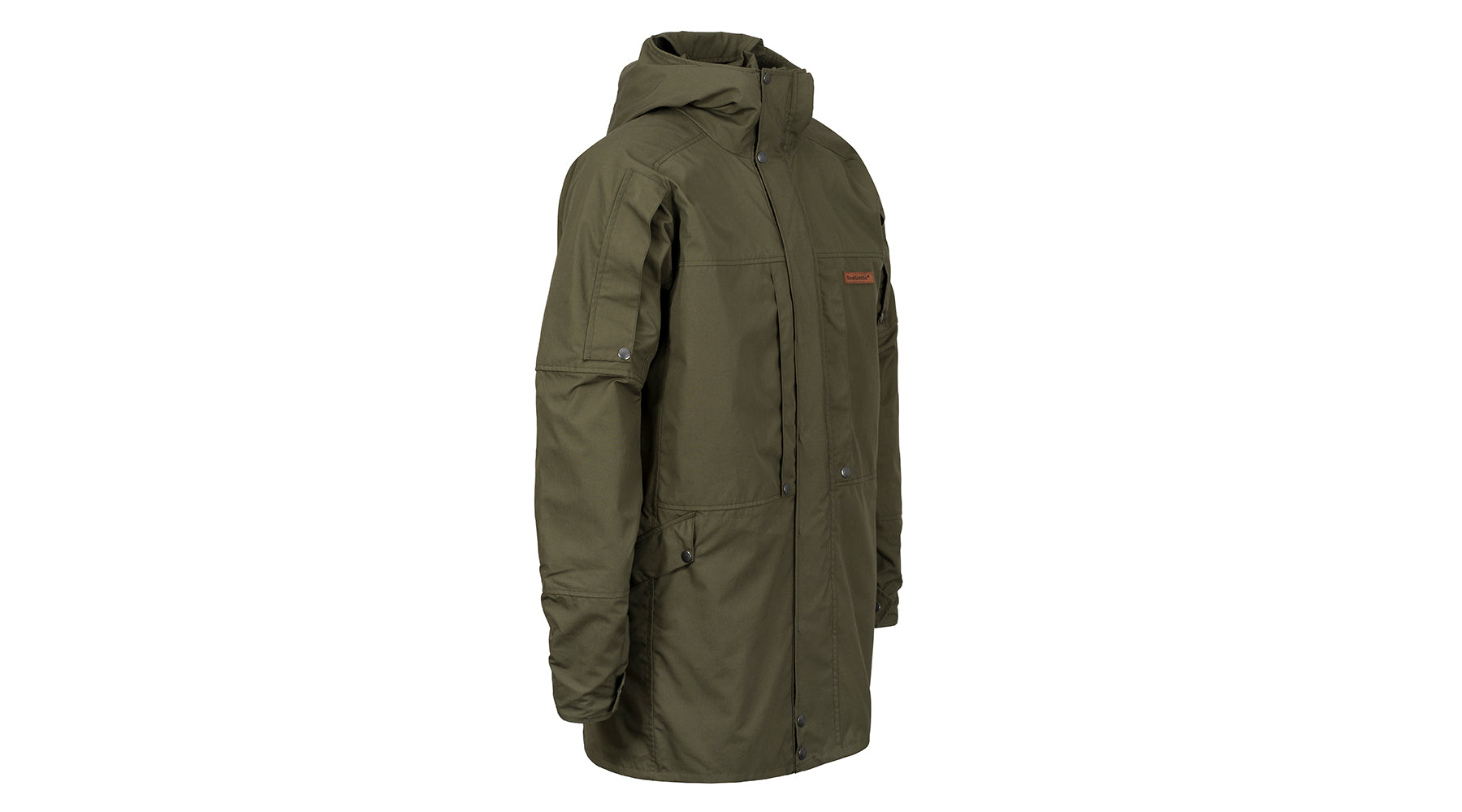 The new Ventile Hunting Parka M16 is available to buy!