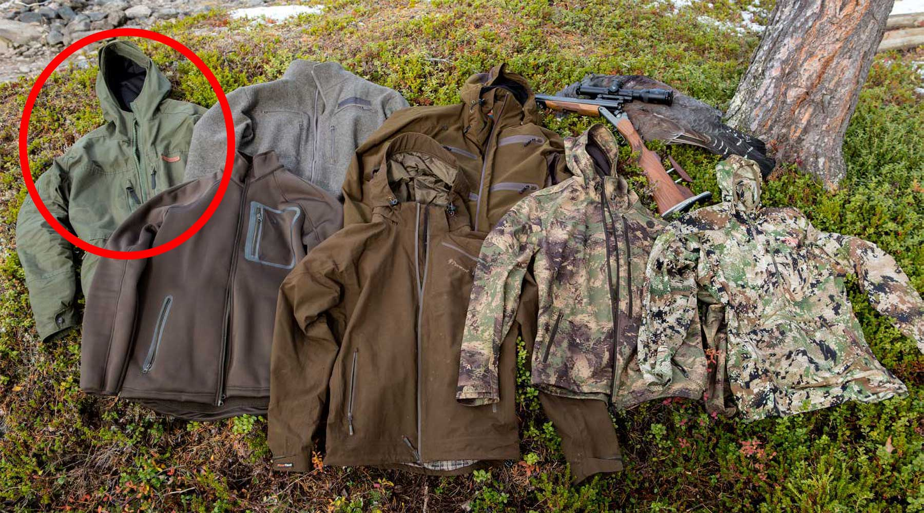 Test winner! RedKettle Light Ventile Hunting Jacket