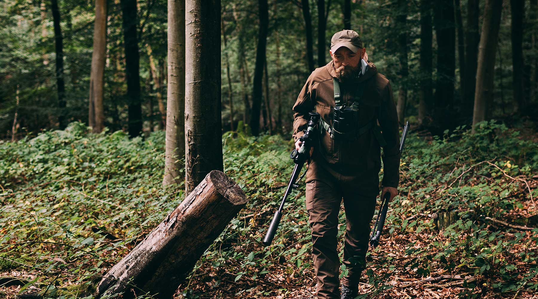 A framework for mastering hunting