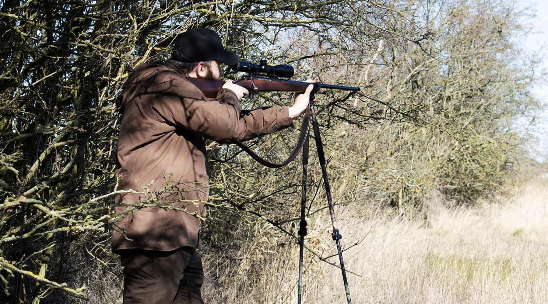 "Review: Light Ventile Hunting Jacket M19 in ""mit jagtblad"""