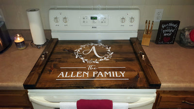 Noodle Board (Stove Top Covers) - Southland Graphics