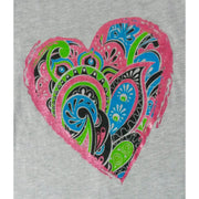 PAISLEY HEART - Southland Graphics