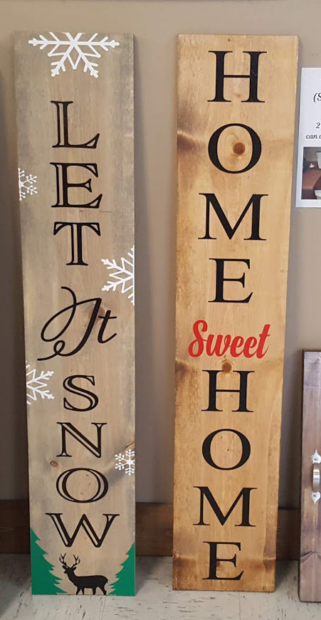 Reversible Porch Signs (Pre-Order)