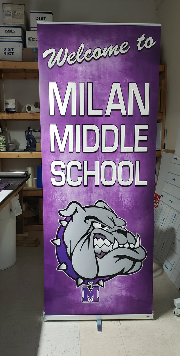 Custom Banners and Signs