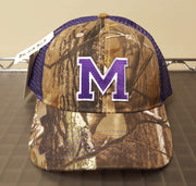 Camo Mesh Back Cap with Embroidery - Southland Graphics