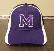 Adult Sport Flex Three-Color Athletic Mesh Cap with Embroidery - Southland Graphics