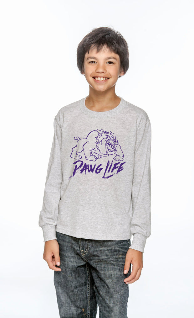 Youth Dawg Life Spirit Shirt (Long Sleeve)