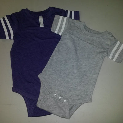 Infant Football Oneies - Southland Graphics
