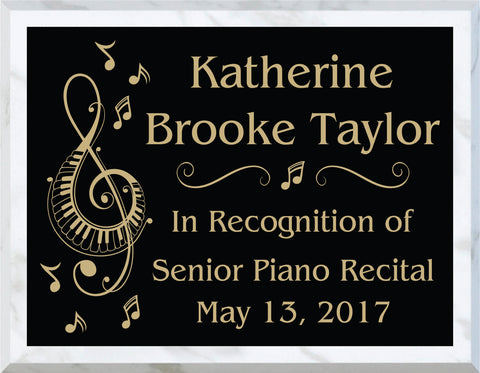 Laser Engraved Plaques - Southland Graphics