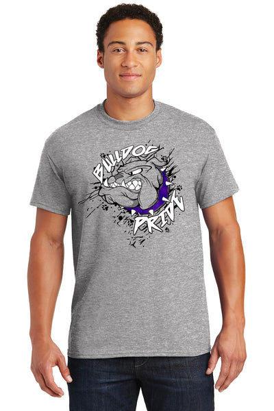 Adult Bulldog Pride Softstyle Spirit Shirt