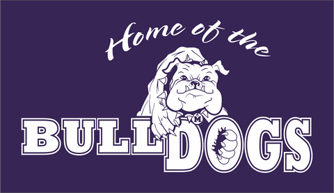 Adult Home of the Bulldogs - Softstyle & LAT