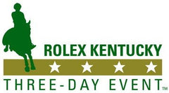 Rolex Kentucky Derby 3-Day Event Logo