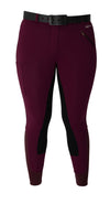 Buckwild Maroon Breech with Hip Pocket