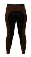 Buckwild Breeches Mocha with Hip Pocket