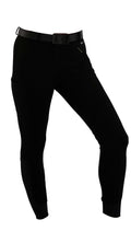 Signature Mid-Waist Breech | Black + Black | Side Pocket
