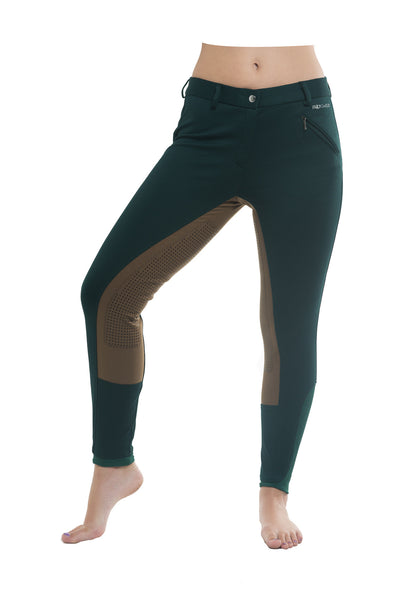 Buckwild Curvy Mare Winter Breech