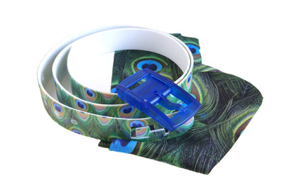 Buckwild C4 Peacock Belt