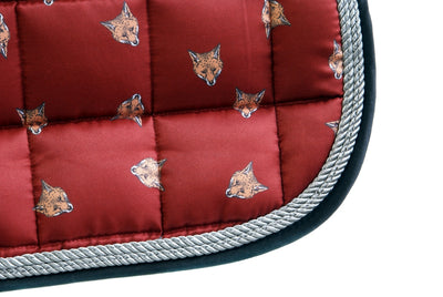 Saddle Pad - Dressage Fox