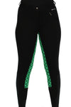 Curvy Mare | High-Waist Breech | Black + Mermaid