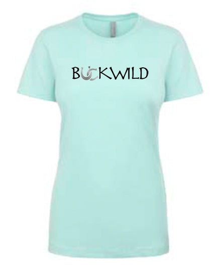 "Favorite Tee | Scoop Neck | ""Put Me Back on My Horse"" Mint Green"