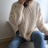 Women's Winter Loose Fit Style Sweater