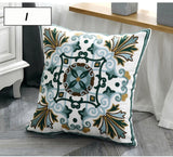 Stylish Embroidered Cushion Cover 45 x 45cm