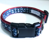 "Dog Collar - 1"" webbing"