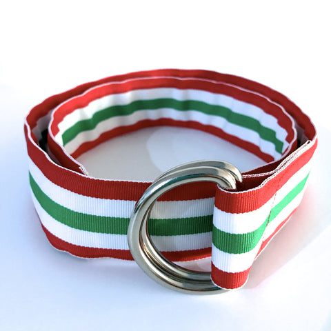Holly Ribbon Belt