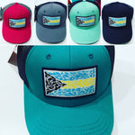Bahamian Flag Trucker Hat