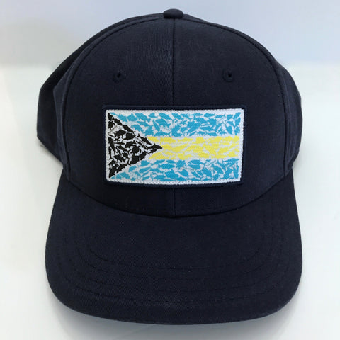 Bahamian Flag Hat