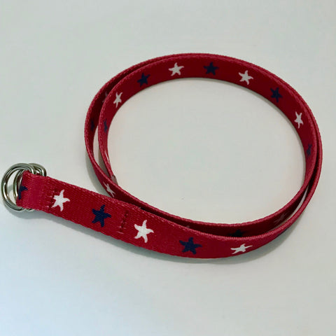 Starfish Youth D-Ring Belt