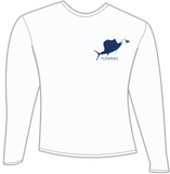 Sail's Up Vented Back Performance Shirt