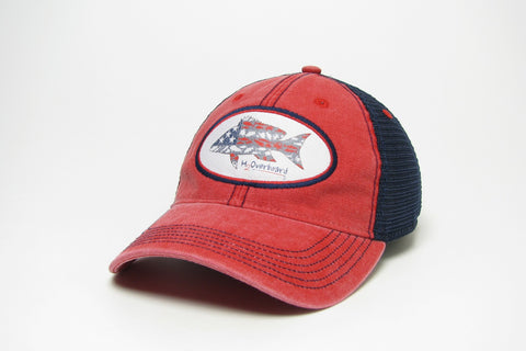 American Mutton Trucker Hat