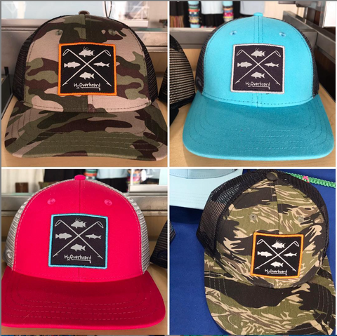 Crossed Spears Trucker Hat