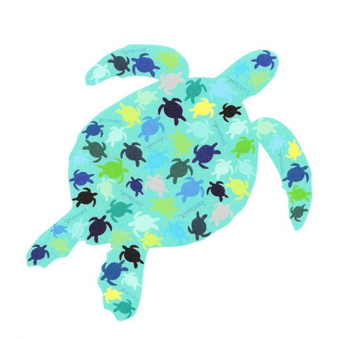 Greeting Card - Bahama Green Turtle