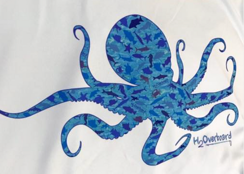 Octopus Camo Performance Shirt