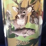 Tumbler - Scales, Feathers & Fur -  - Tumblers - Jim Barry Art - 1