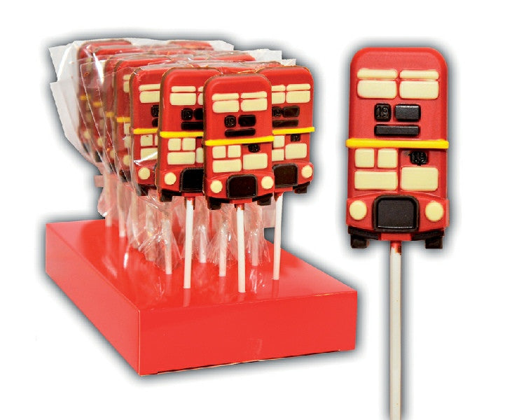 London Bus Lollipop