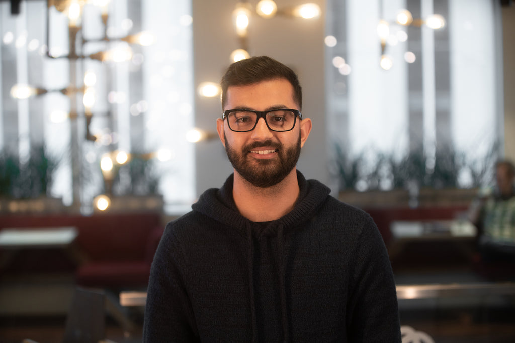 Gurpreet Gill (Developer Intern, Products)