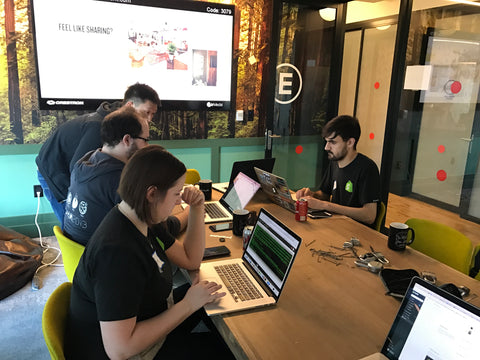 Shopify Trust Team triaging reports