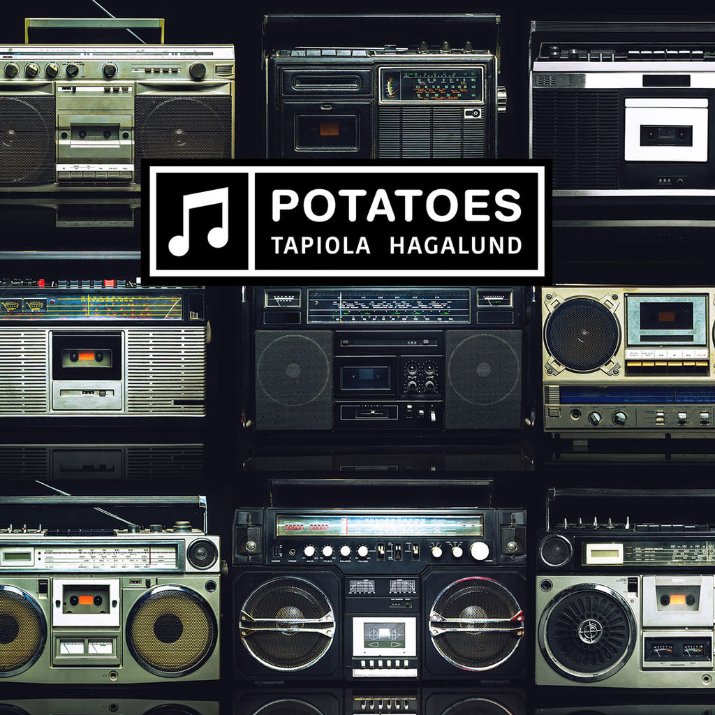 THE POTATOES - Tapiola Hagalund
