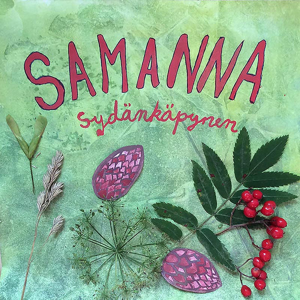 SAMANNA - Sydänkäpynen  (CD-single)