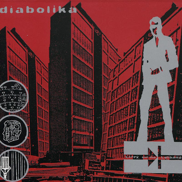 "LARRY & THE LEFTHANDED - Diabolika (VINYL 10"")"
