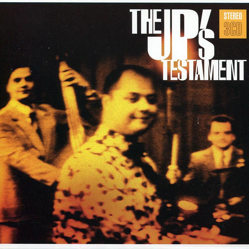 THE JP'S - Testament (3CD Compilation)