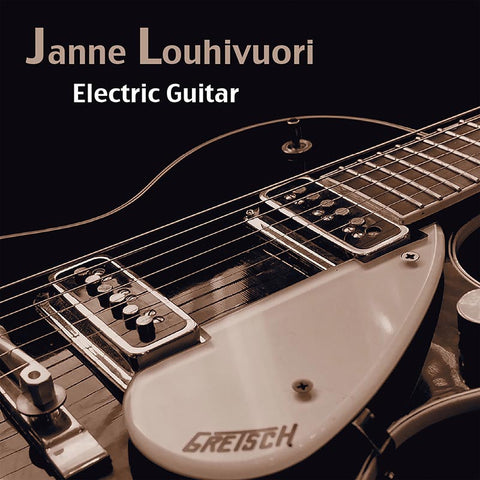 JANNE LOUHIVUORI - Electric Guitar